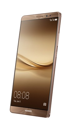 Huawei Mate 8_Front